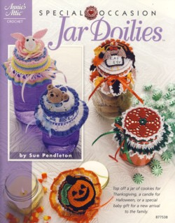 Image for Special Occasion Jar Doilies Booklet 877538