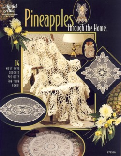 Image for Pineapple Through the Home Booklet 878520