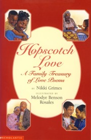 Image for Hopscotch Love A Family Treasury of Love Poems