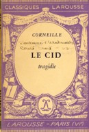 Image for Corneille Le Cid Tragedie