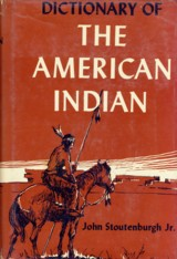 Image for Dictionary of the American Indian
