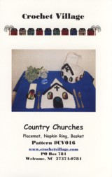 Image for Country Churches #CV016