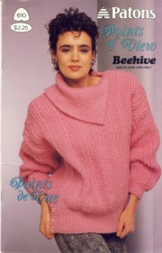 Image for Points of View Beehive Shetland Chunky Booklet 610