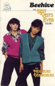 Image for The Best Vests Ever Volume I Booklet 466 Beehive