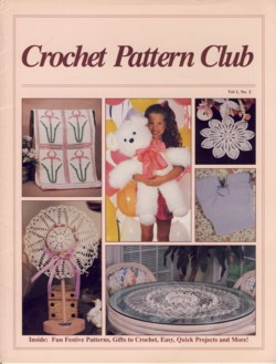 Image for Crochet Pattern Club Vol. 1, No. 2