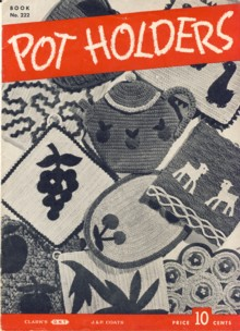 Image for Pot Holders Book 222