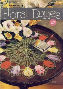 Image for Floral Doilies Book No. 268