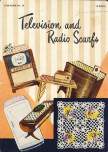 Image for Television and Radio Scarfs Star Book No. 78