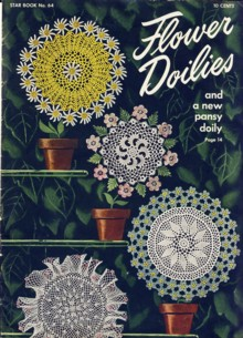 Image for Flower Doilies Star Book No. 64