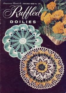 Image for Ruffled Doilies Star Doily Book No. 143