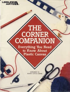 Image for The Corner Companion Everything You Need to Know About Plastic Canvas