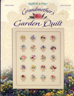 Image for Grandmother's Garden Quilt