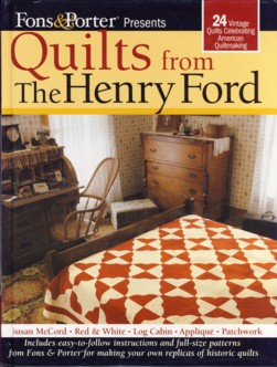 Image for Fons & Porter Presents Quilts from the Henry Ford