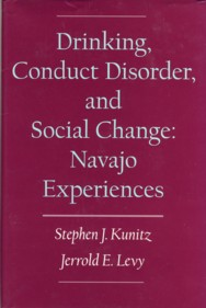 Image for Drinking, Conduct Disorder, and Social Change: Navajo Experience