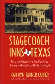 Image for Stagecoach Inns of Texas