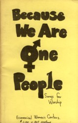 Image for Because We Are One People Songs for Worship