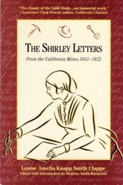 Image for The Shirley Letters: From the Calfornia Mines, 1850-1852