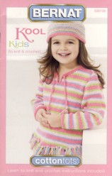 Image for Kool Kids to Knit & Crochet Book 530135