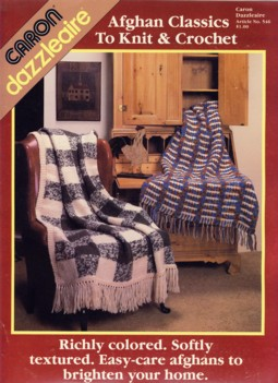 Image for Afghan Classics to Knit & Crochet