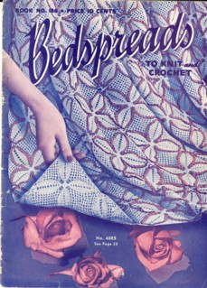 Image for Bedspreads to Knit and Crochet Booklet 186