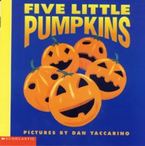 Image for Five Little Pumpkins