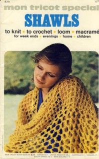 Image for Shawls to Knit, to Crochet, Loom, Macrame