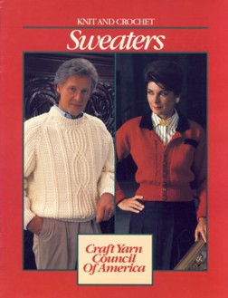 Image for Knit and Crochet Sweaters
