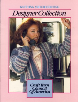 Image for Knitting and Crocheting Designer Collection