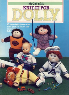 Image for Knit It For Dolly