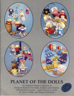 Image for Planet of the Dolls