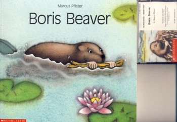 Image for Boris Beaver