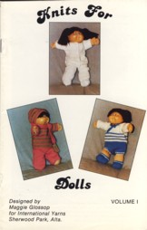 Image for Knits for Dolls Volume I