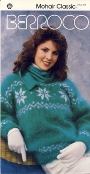 Image for Snowflake Pullover Style 808