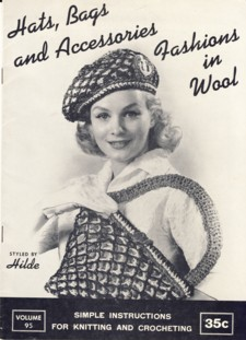 Image for Hats Bags and Accessories Volume 95