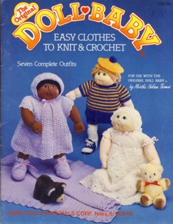 Image for The Original Doll Baby Easy Clothes to Knit & Crochet