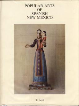 Image for Popular Arts of Spanish New Mexico