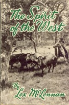 Image for The Spirit of the West or Ballads of Cattle Land