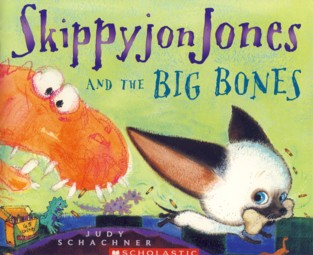 Image for Skippyjon Jones and the Big Bones