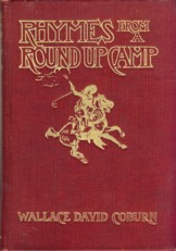 Image for Rhymes from a Round-up Camp