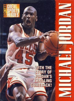 Image for Beckett Great Sports Heroes: Michael Jordan