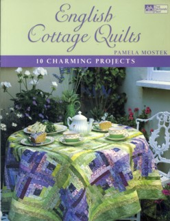 Image for English Cottage Quilts: 10 Charming Projects