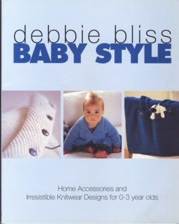 Image for Baby Style: Irresistible Knitwear Designs and Home Accessories for 0-3 Year Olds