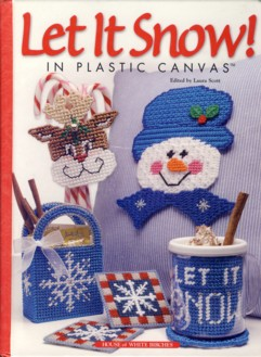Image for Let It Snow! in Plastic Canvas