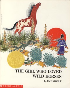 Image for The Girl Who Loved Wild Horses