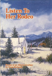 Image for Listen to Her Rodeo : Poems of an Alberta Cowboy