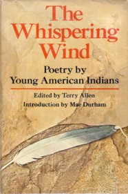Image for The Whispering Wind Poetry By Young American Indians