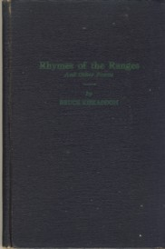 Image for Rhymes of the Ranges