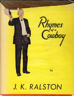 Image for Rhymes of a Cowboy
