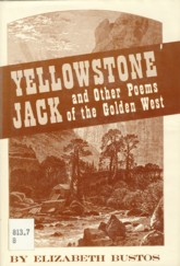 Image for Yellowstone Jack and Other Poems of the Golden West