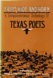 Image for From Hide and Horn: A Sesquicentennial Anthology of Texas Poets